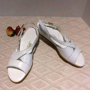 SAS Tripad comfort leather sandals-NWOT
